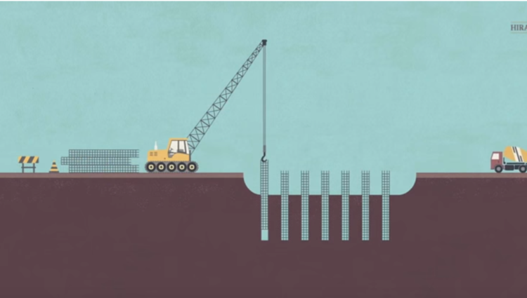 Realtyism Video series - Construction process of a building