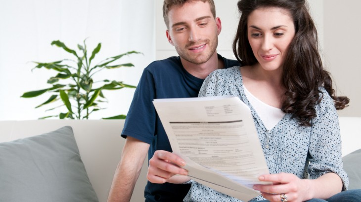 A check-list of relevant documents for potential home buyers