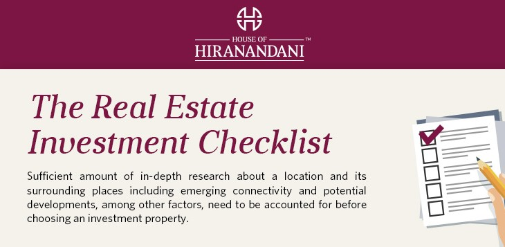 The Real Estate Investment Checklist