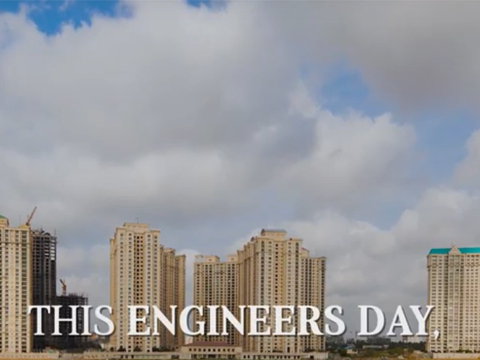 Heroes Of Hiranandani #EngineersDay