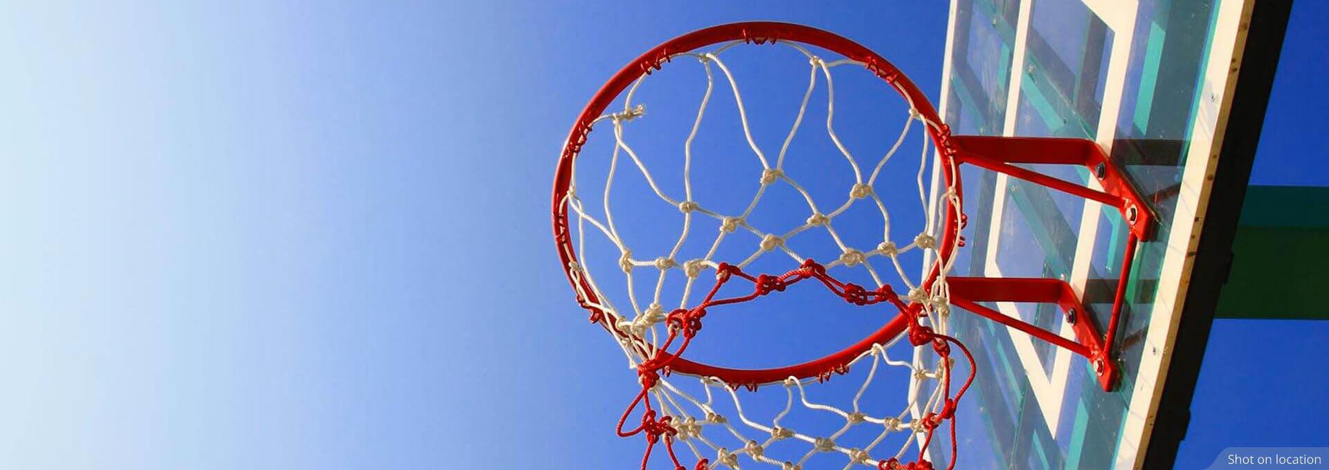 Basket ball Court in Calgary by House of Hiranandani in Devanahalli, Bengaluru