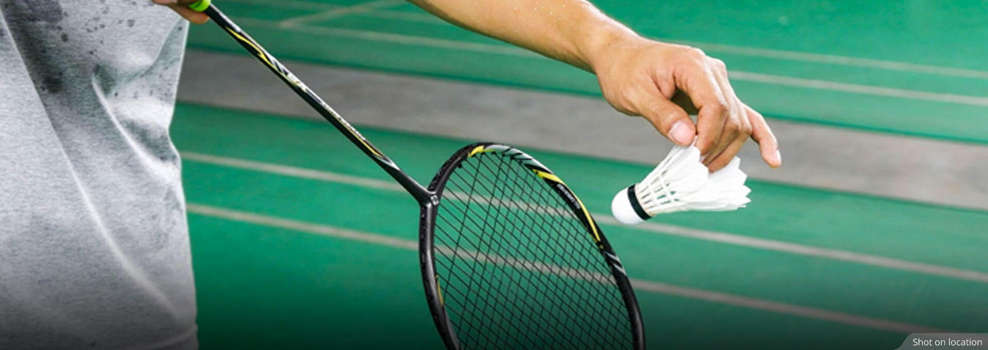 Badminton in Club Medows by House of Hirandani in Bannerghatta, Bengaluru
