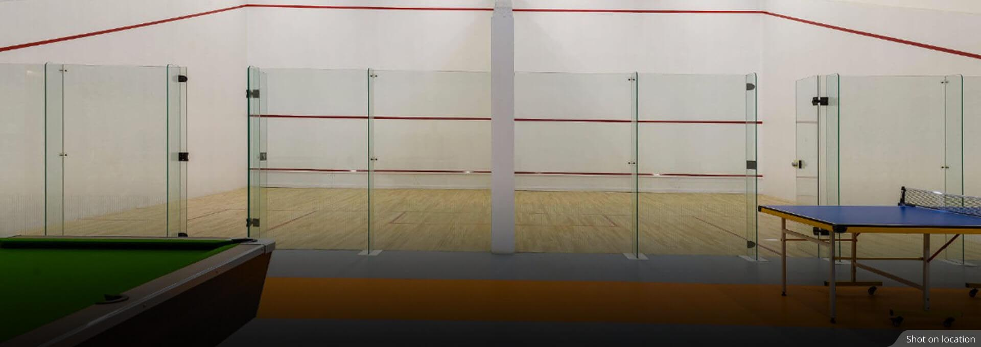 Squash in Club Medows by House of Hirandani in Bannerghatta, Bengaluru