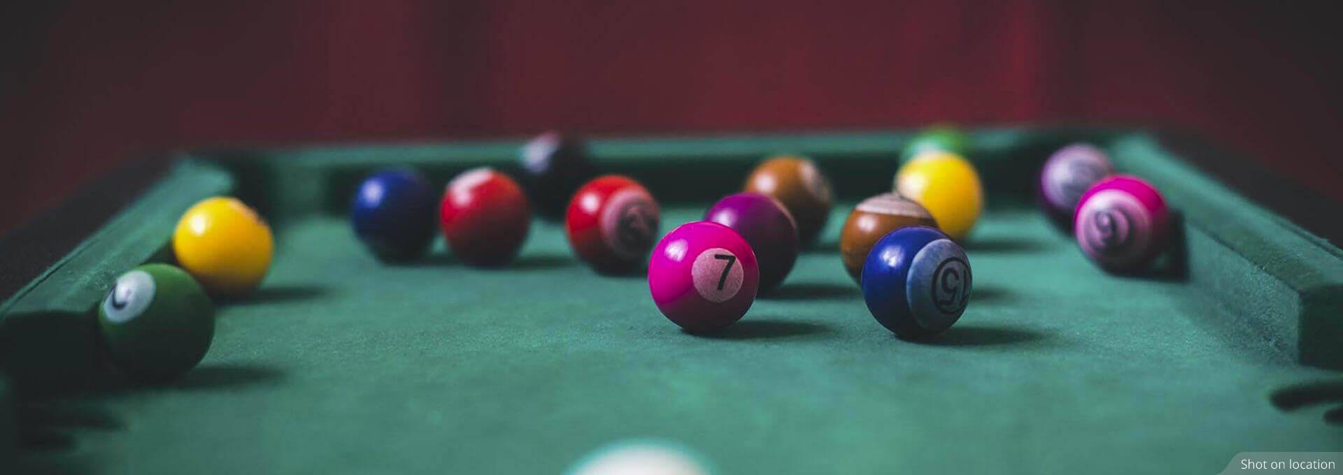 Pool Billiards near Cottages by House of Hiranandani in Devanahalli, Bengaluru