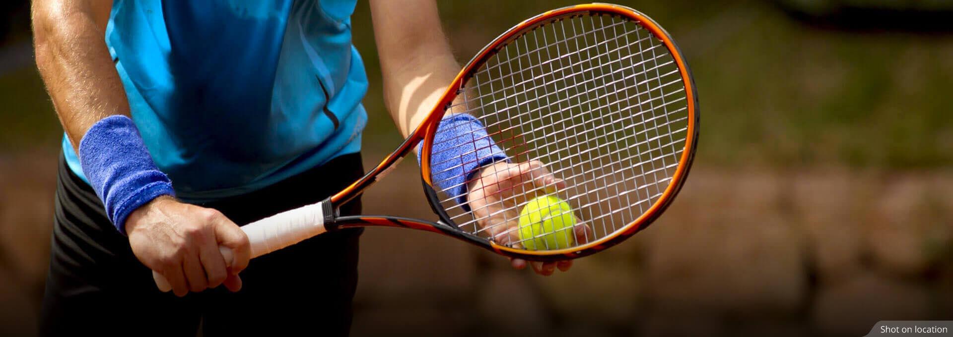 Lawn Tennis in Evita  by House of Hirandani in Bannerghatta, Bengaluru