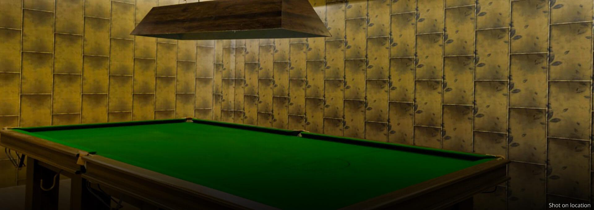 Billiards in Hill crest by House of Hirandani in Bannerghatta, Bengaluru