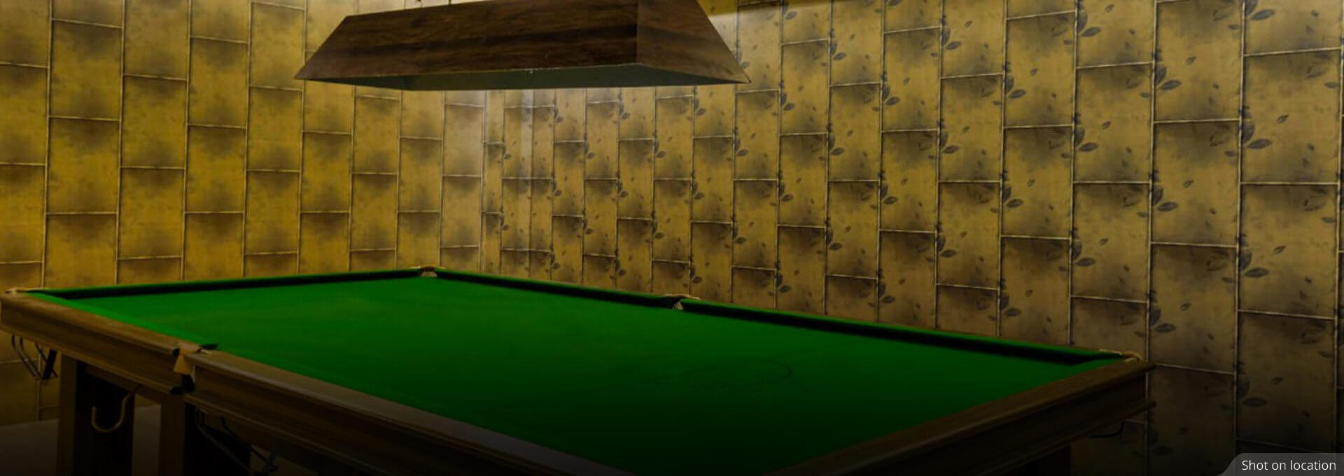 Billiards in Lake Verandahs by House of Hirandani in Bannerghatta, Bengaluru