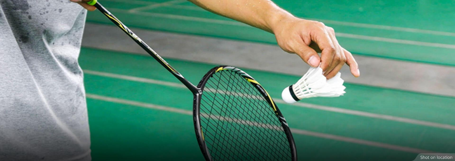 Badminton in Queensgate by House of Hirandani in Bannerghatta, Bengaluru
