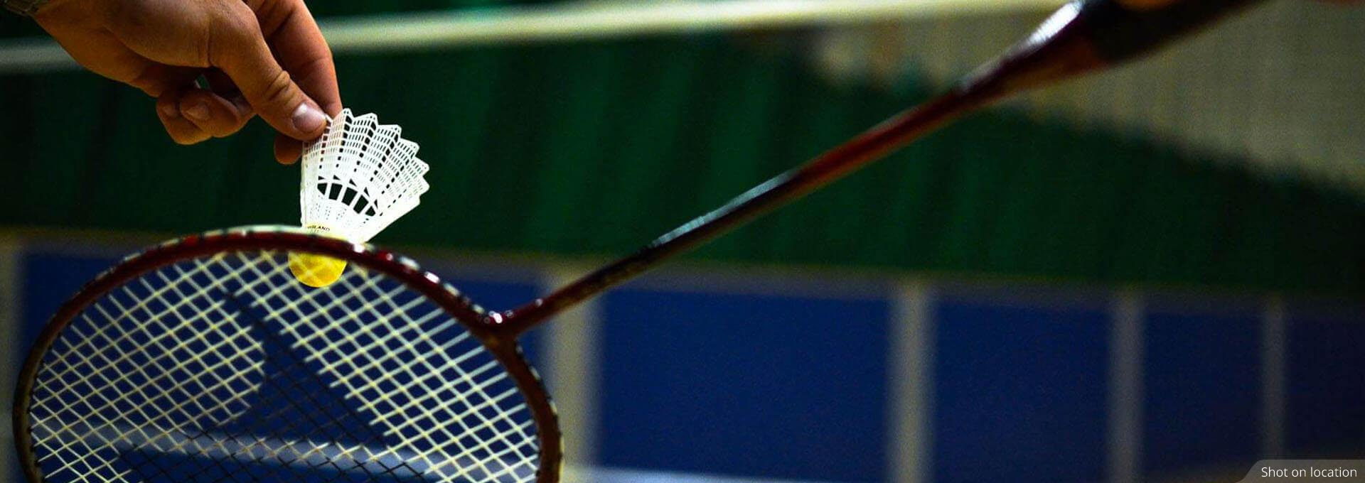 Badminton Court near Villas by House of Hiranandani in Devanahalli, Bengaluru