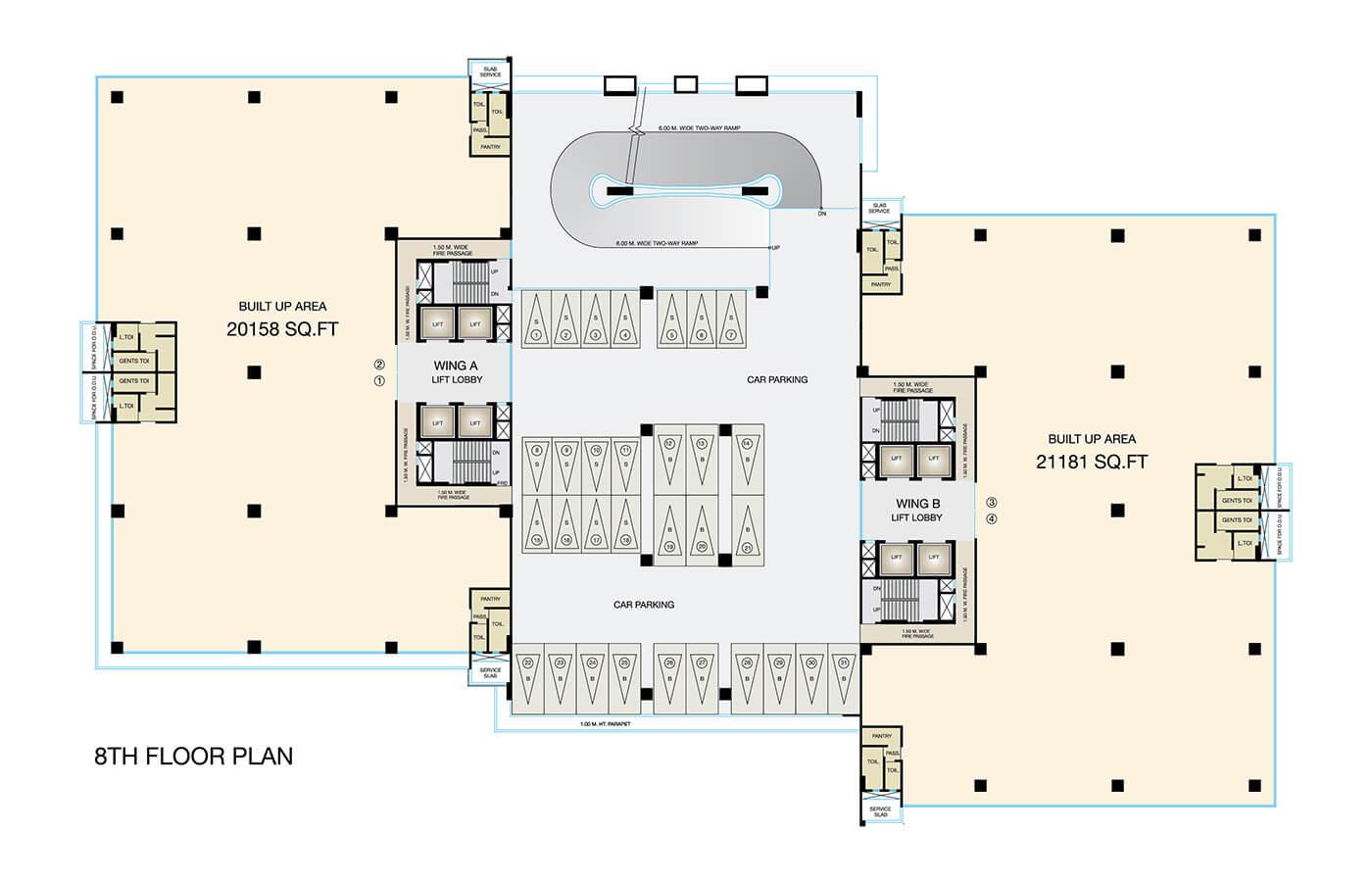 Fulcrum-8th-Floor-Plan