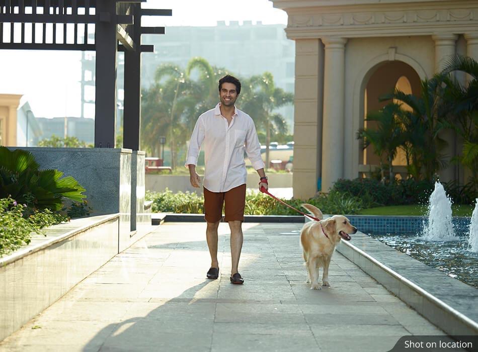 walk in Bayview by House of Hirandani in OMR, Chennai