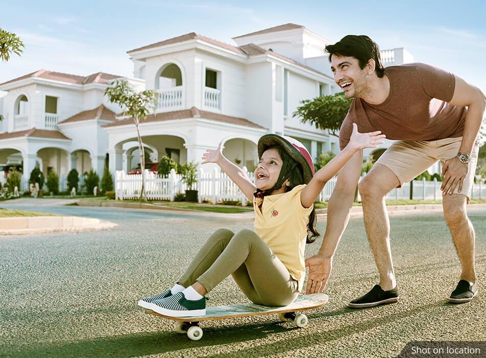 Lifestyle in Calgary by House of Hirandani in Devanahalli, Bengaluru