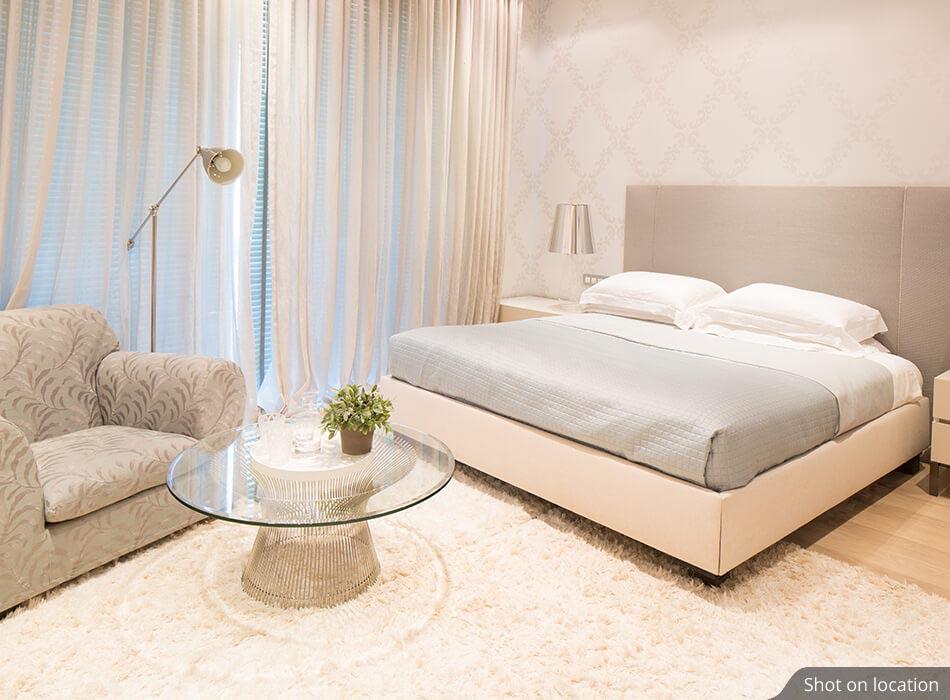 Bedroom (3 ) in Calgary by House of Hirandani in Devanahalli, Bengaluru
