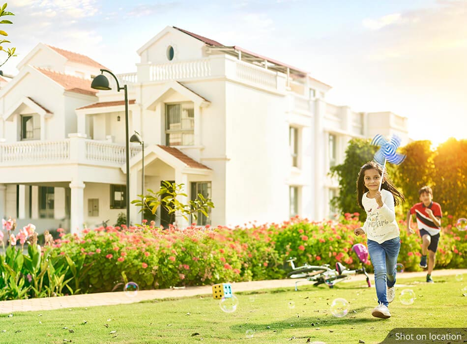 Lifestyle in Chancery by House of Hirandani in Devanahalli, Bengaluru