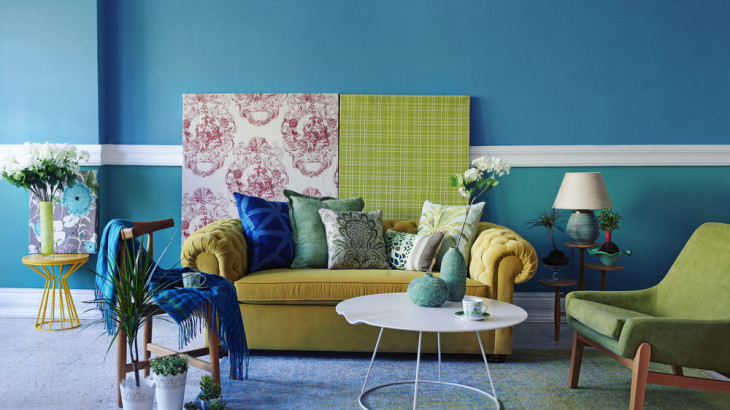 A Colour Guide To Creating A Beautiful Home