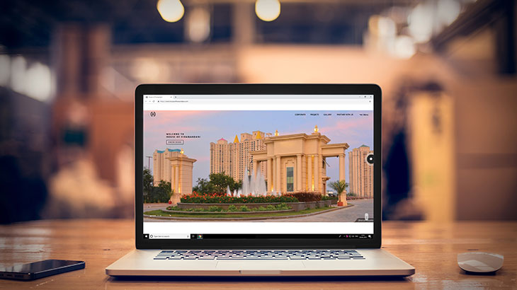 New Website Of House Of Hiranandani Developers