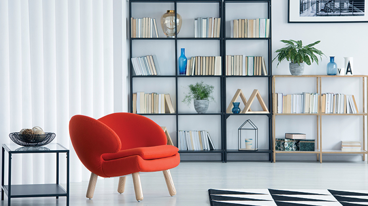 Home Library fpr your Residential Projects in OMR