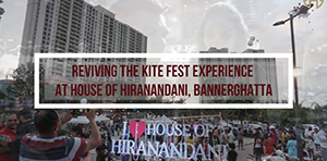 Relive it with their experience- Kite Festival at Bangalore, House of Hiranandani 2020